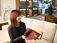 デザイン家具の販売スタッフ(時を超えて愛されるインテリアを扱います)◎創業59年|残業月10H以下2