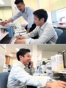 ルート営業(LIXIL商品等)★営業デビュー歓迎★福利厚生充実・賞与年3回アリ★転勤ナシ1