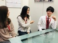 インサイドセールス ◎昇給年4回 ◎未経験歓迎 ◎東証・名証一部上場企業2