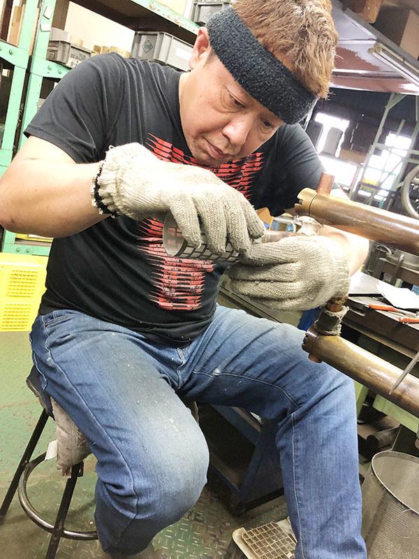 製造スタッフ(金属加工を中心に手がけます)◎賞与年2回 ◎残業ほぼなしイメージ1