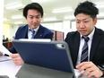 反響営業 《未経験者大歓迎》★月給27万円、ノルマなし!3