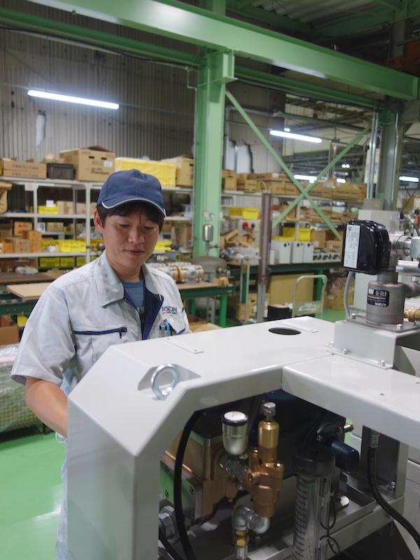 産業用ポンプの機械設計 ◎未経験歓迎 ◎業界のパイオニア企業 ◎創業50年以上イメージ1
