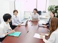 事業推進(制度構築や業務効率化など)│将来の経営幹部候補です!2