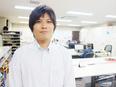 事業推進(制度構築や業務効率化など)│将来の経営幹部候補です!3