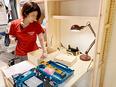 インハウスデザイナー(『IKEA』の売り場デザイン)★年間休日121日以上/残業ほぼナシ2
