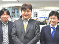 ITエンジニア<NEC×熊谷組×CACの合弁会社│完全週休2日制、残業は月20時間以下、賞与年3回>2