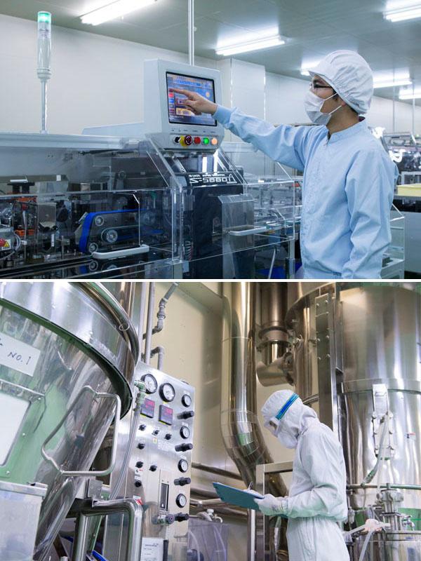 製薬工場の製造スタッフ ◎100年以上の歴史!未経験大歓迎!イメージ1