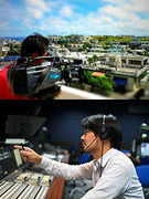 報道番組のディレクター(平均勤続年数10年以上/「報道ステーション」などテレビ朝日の番組を担当)1