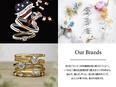ブライダルリングコーディネーター/結婚・婚約指輪を中心に多彩なサービス★ブライダル業界経験者大歓迎!3