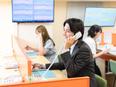 コールセンター事業部の営業マネージャー ★残業月10時間以下!2
