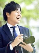 ブライダルフォトグラファー ★年間休日116日 月8~10日休み ★賞与年2回1
