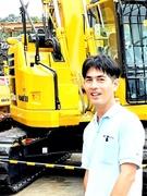 建設機械レンタルサービスの提案営業 ◎賞与年3回/5年連続増収増益/定着率90%1