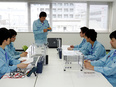 ガス検知器のメンテナンススタッフ ★創業以来28年連続成長中/業界シェアトップクラス企業グループ2