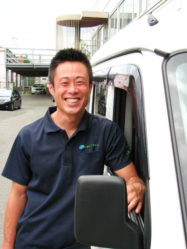 未経験歓迎の配送ドライバー ◎自由な働き方の業務委託と安定の正社員を、選択できます。イメージ1