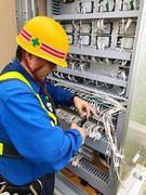 電気施工技術者 ◎残業は月平均20時間以下!賞与年2回(昨年度実績4ヶ月分)!1