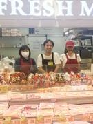 店舗スタッフ(スーパーマーケット『シェフカワカミ』)◎未経験歓迎!完休2日制!有給休暇も積極消化中!1