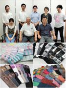 靴下のルート営業 ◎商品企画にも携われます。年間休日122日!1