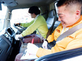 土日休みのドライバー ◎入社3ヶ月目からは月給28万円+手当! 残業ナシのドライバーも多数!3