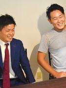 営業◎今夏に設立した新会社!未経験から月収200万円プレーヤーを育てる社長直伝のマニュアルあり!1