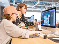 AIを使った広告デザイナー★サイバーエージェントグループ★家賃補助月3万円★画像広告を主に担当します2