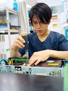 未経験から始める機械解体エンジニア◎職場は銀座のオフィス内◎データ復旧11年連続国内トップクラス1