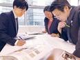 オフィス設計(実務未経験OK)◎年間2000社以上のオフィスづくりを支援!2