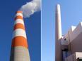 煙突の施工管理<大正12年から培ってきた技術を継承>3