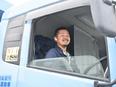 ルートドライバー(未経験歓迎)◎各種手当充実!/月収25万円以上!/体力的な負担なし!2