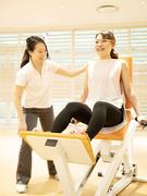女性専用フィットネスのインストラクター◎未経験入社が8割以上/「キレイ」を追求できる環境!1