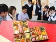 マーケティング★業務用食材の商品開発に携われる!★賞与年2回2