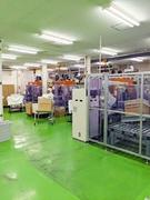 製造スタッフ(プラスチック製品) ◎シンプルワークで安定収入 ◎工場内は冷暖房完備1
