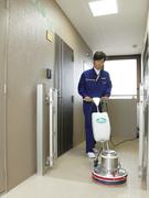 清掃スタッフ ★未経験歓迎!★残業は月平均20時間程度/西日本11拠点で募集中!1