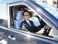 地域密着型のタクシー乗務員(配車予約だけで安定した収入を得られます)3