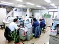 工事スタッフ ★ショッピングモールなどの空調、電気工事に携わります。2