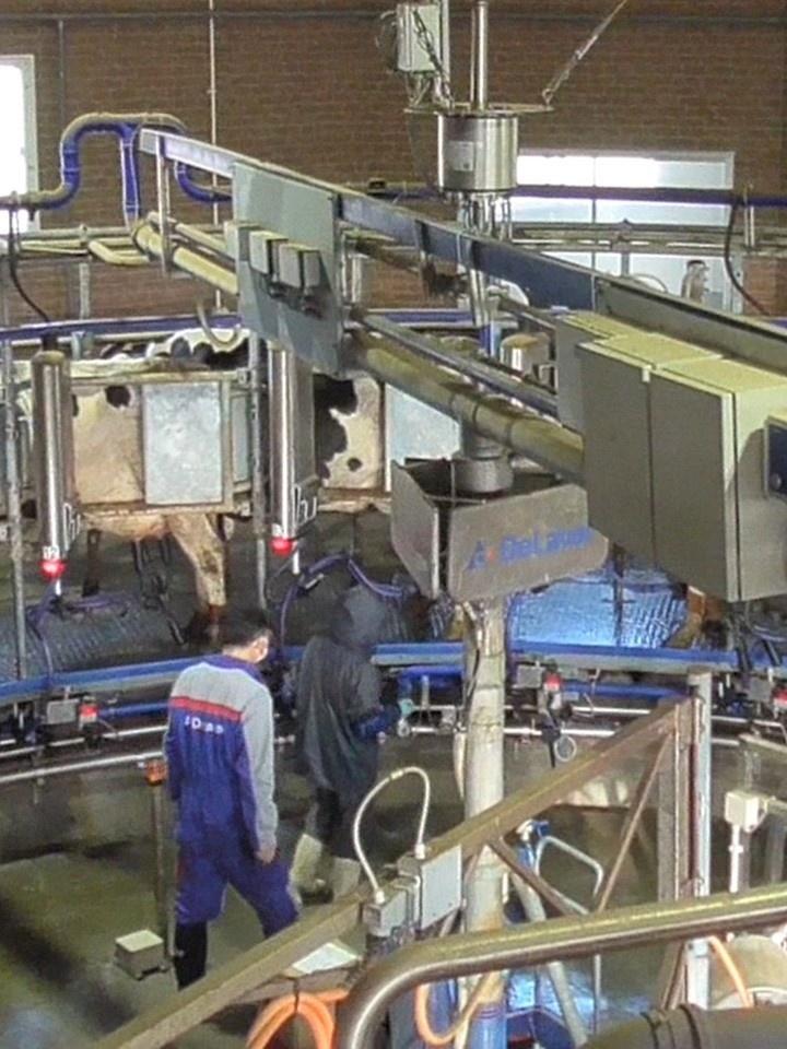 酪農を支えるサービスエンジニア ☆未経験歓迎!世界100ヶ国以上に拠点を持つ老舗メーカーです。イメージ1
