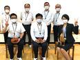熊本県で働く人材サービス渉外職(企業と求職者を結ぶお仕事)★未経験大歓迎◎充実した教育カリキュラムも2