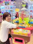 ゲームコーナースタッフ(店長候補)◎オリジナルのクレーンゲームなどで、楽しい空間をつくります!1