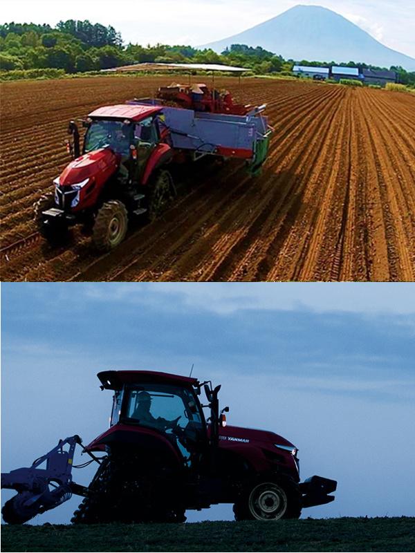 農業機械のメンテナンススタッフ(道内37拠点│未経験歓迎!昨年賞与平均4.99ヶ月分)イメージ1