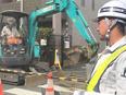 水道管工事スタッフ◎月収30万円以上可/社宅あり/11月入社?給与日払い可能!3