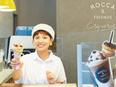 クレープカフェの店舗スタッフ ★2020年にオープン/メディア注目の人気店3