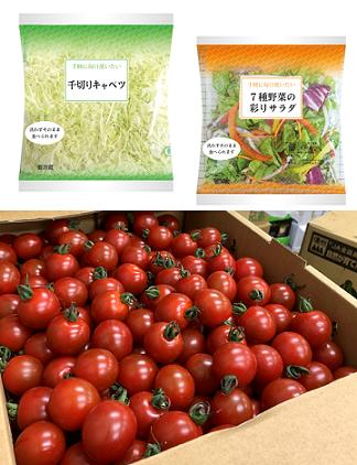 野菜のバイヤー ◎未経験歓迎 月給30万円スタート 完休2日制イメージ1
