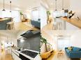 マンションリノベーションの設計コーディネーター(内装デザイン~家具・ディスプレイまで担当)2