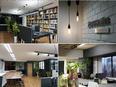マンションリノベーションの設計コーディネーター(内装デザイン~家具・ディスプレイまで担当)3