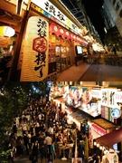 8月開幕した渋谷横丁などの店長(※幹部候補)エンターテインメント性が高く注目される環境です!1