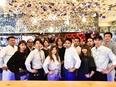 8月開幕した渋谷横丁などの店長(※幹部候補)エンターテインメント性が高く注目される環境です!2