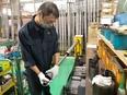 製造スタッフ(オーダーメイド製品を手がけます)◎創業88年の老舗/残業は年間10h以下/年休124日2