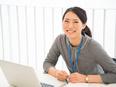未経験から始める受付スタッフ ★初年度年収350万円以上も可能!資格手当最大8万円2