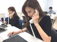 コールセンタースタッフ ★オフィスワークデビュー応援&正社員登用あり(東証一部上場企業グループ)3