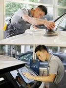 BMWやMINIのカーコーティングスタッフ〈未経験者歓迎〉★経験を積めば、年収500万円台も!1