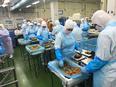 生産管理 ◎大手食品メーカーの工場での勤務/5日以上の連続休暇あり2